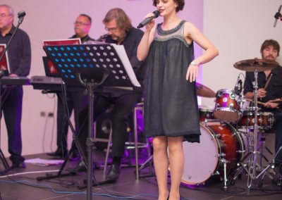 Lavinia Adam - solista