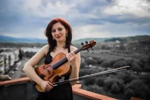 Simina Ciobanu - viola