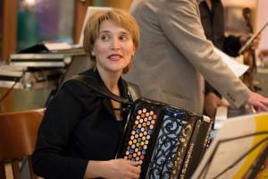 Valentina Toma - acordeon